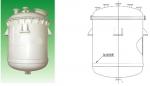 聚丙烯搅拌罐(槽)、反应釜